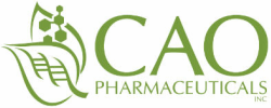 Cao Pharmaceuticals Inc.